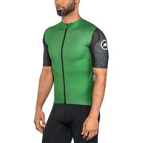 assos XC Maillot manches courtes Homme, mugo green